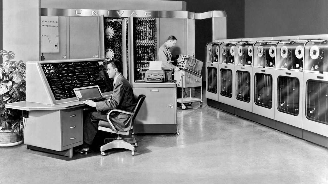 UNIVAC: the first commercial computer that revolutionized data management is 70 years old