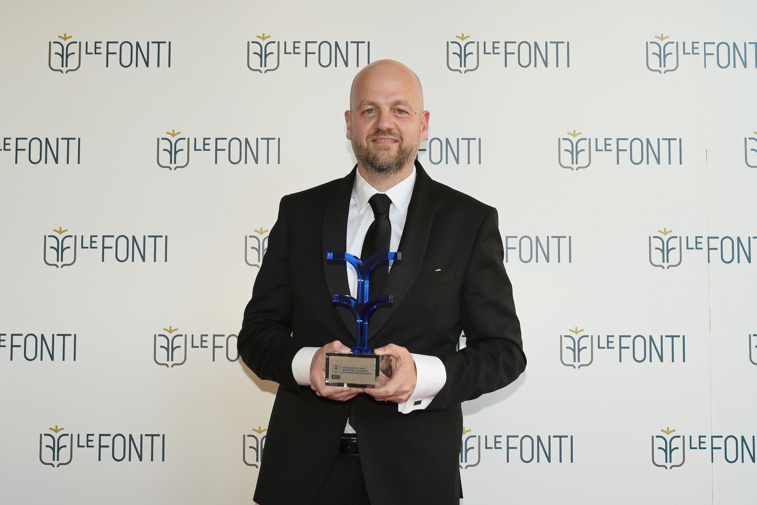 Primeur awarded as Excellence of the Year Innovation & Leadership Enterprise Data Integration